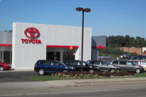 Toyota Auto Dealer