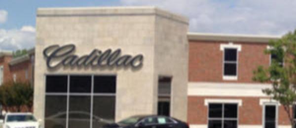 Cadillac Auto Dealer